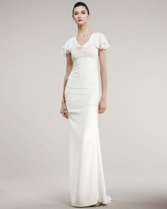 Nicole Miller Bridal Nicole Miller Pippa Wedding Dress Size 4 Fa0035 Wedding Dress