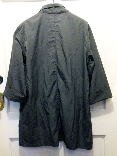 Other Lagenlook Art To Wear Made In Usa Mycra Pac Babette Raincoat