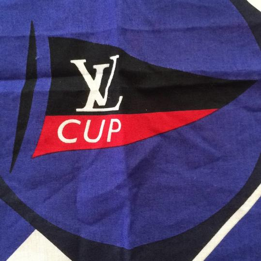 Louis Vuitton Louis Vuitton Cup Scarf - Limited Edition