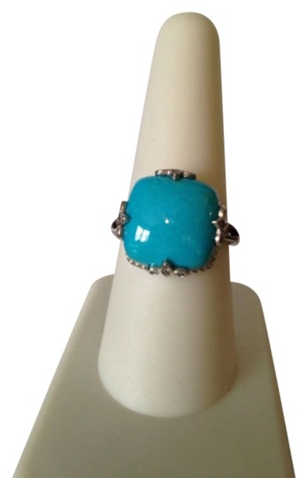 Preload https://item1.tradesy.com/images/bluesilver-embellished-by-leecia-size-8-ring-5030125-0-0.jpg?width=440&height=440