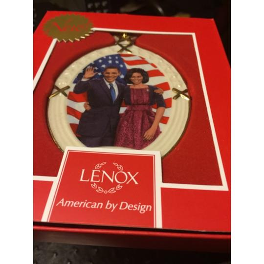 Other President Obama & The First Lady Ornament by Lenox