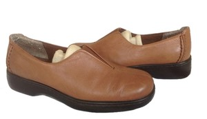 High Sierra Brown Leather Upper Platforms