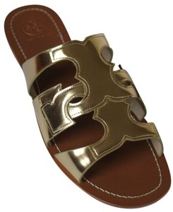 Tory Burch LIGHT GOLD Sandals