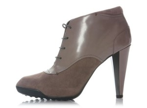 Tod's Fashion Ankle Gray Boots