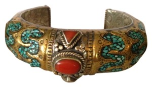 Embellished by Leecia Tibetan Cuff Only! Matching Pieces Sold Seperately.