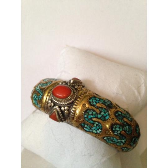 Other Embellished by Leecia Tibetan Cuff Only! Matching Pieces Sold Seperately.