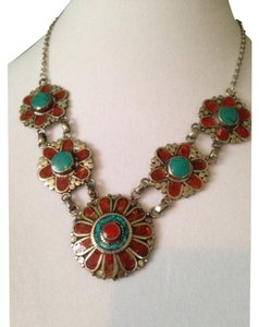 Embellished by Leecia Tibetan Necklace Only! Matching Pieces Sold Seperately.