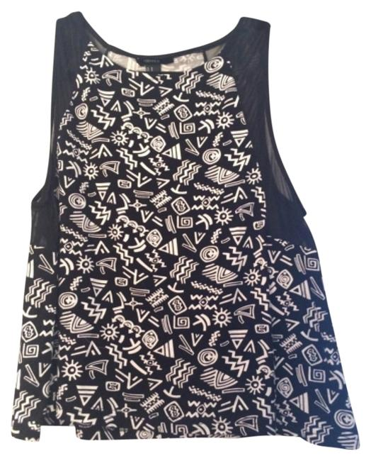 Preload https://item3.tradesy.com/images/forever-21-tank-top-blac-5034547-0-0.jpg?width=400&height=650