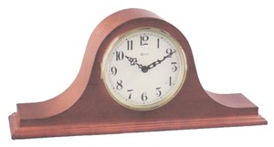 Howard Miller Howard Miller Chiming Key Wound Mantel Clock