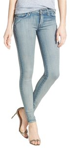 Hudson Jeans Skinny Jeans-Light Wash