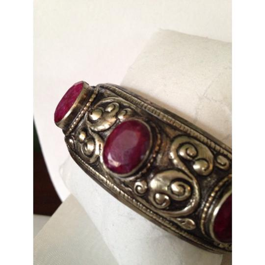 Other Embellished by Leecia Ruby Bracelet Only! Matching Pieces Sold Seperately