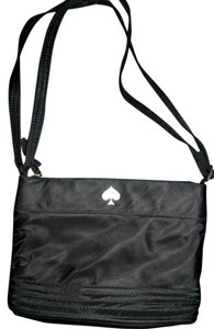 Kate Spade Logo Black. Cross Body Bag