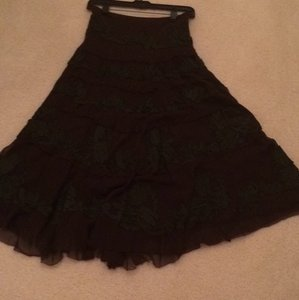 Etcetera Skirt Brown