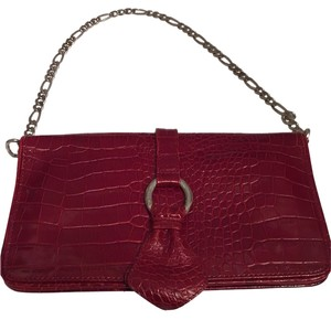 Dolce&Gabbana Deep Red Clutch