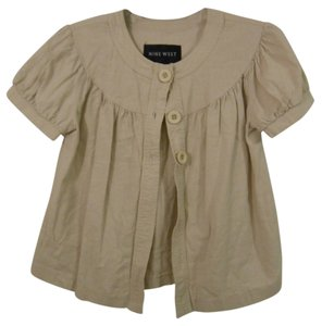 Nine West Linen Summer Cardigan