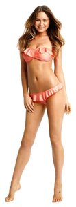 SeaFolly Seafolly Shimmer US 6 Mini Tube w/Frill & US 4 w/Fril Bottom set Fluro Melon