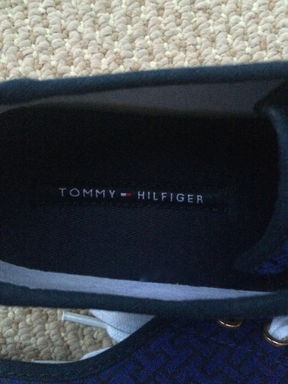 Tommy Hilfiger Blue Nautical Athletic