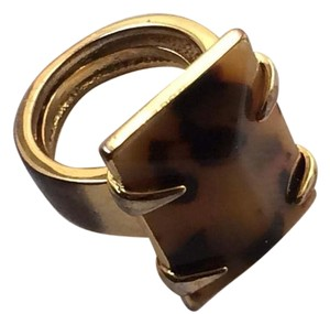Vince Camuto Vince Camuto Gold Tone Turtoise Size 7 Ring