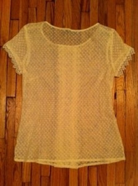 Zara Top cream
