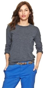 Gap Wool Crew Pullover Heather Sweater