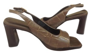 Bandolino Brown Sandals