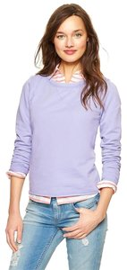 Gap French Terry Lavendar Small Sweatshirt