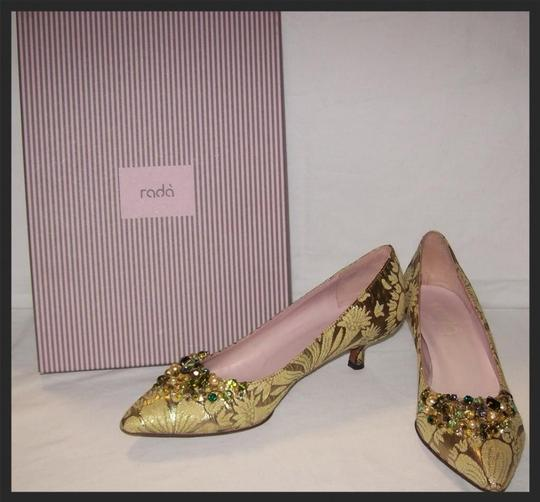 Anthropologie Pearlescent Formal
