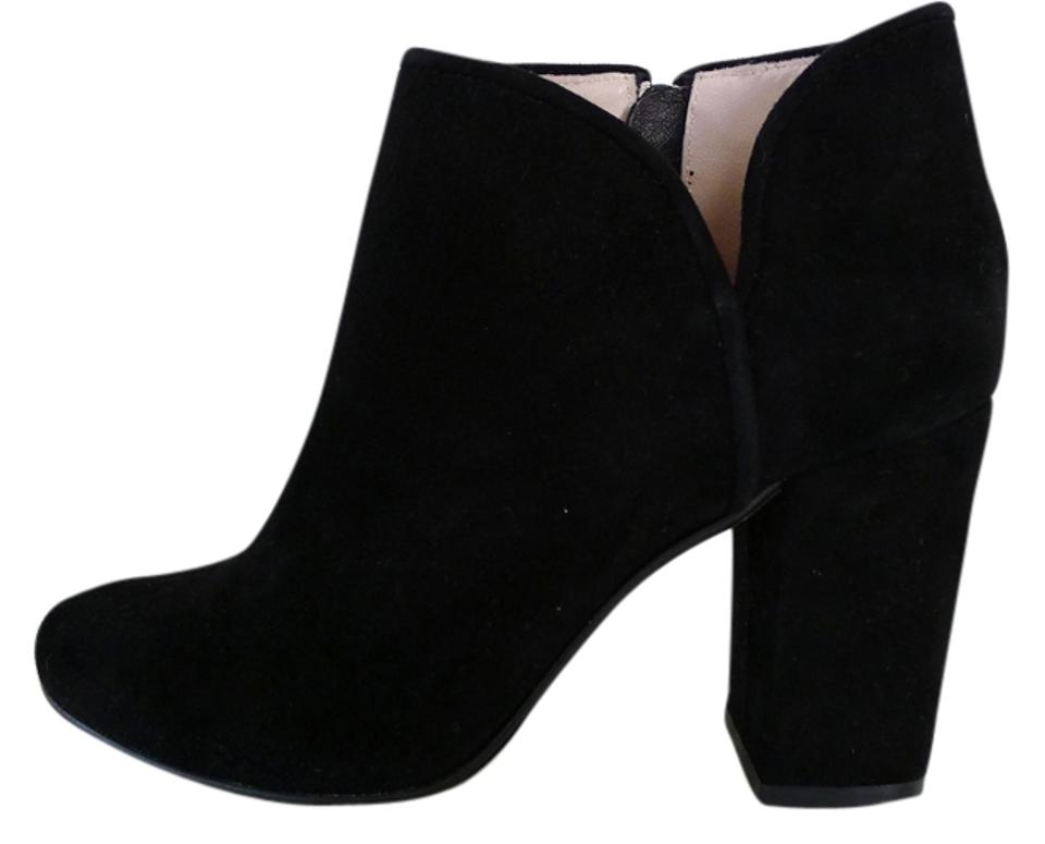 Opening Ceremony Black Penny Penny Black Suede Boots/Booties 3480c4