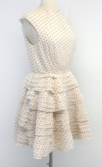 Camilla and Marc short dress Polka Dot Tiered on Tradesy