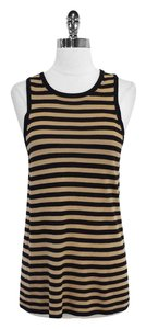 Trina Turk Striped Knit Top