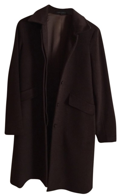 Item - Chocolate Brown Coat Size 8 (M)