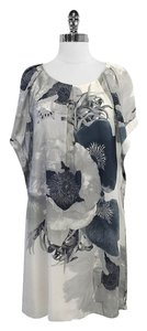 Leifsdottir short dress Floral Silk Shift on Tradesy