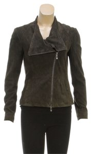 Vince Green Womens Jean Jacket