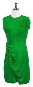 Diane von Furstenberg short dress Sleeveless Silk on Tradesy