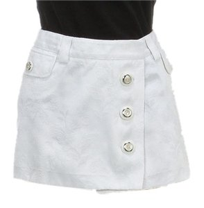Dolce&Gabbana Mini Skirt White