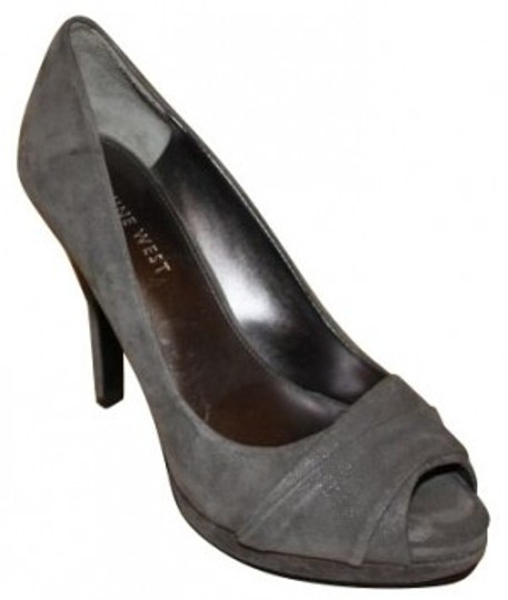 Preload https://item4.tradesy.com/images/nine-west-grey-suede-gathered-peeptoe-pumps-size-us-6-regular-m-b-5058-0-0.jpg?width=440&height=440