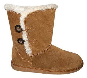 Target Suede tan Boots