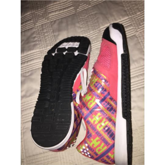 Reebok Pink and multi color Athletic
