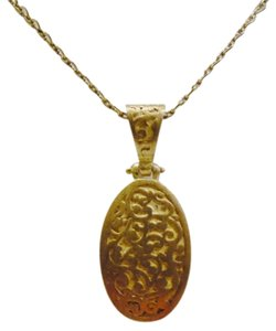 Veronese Collection Veronese Collection 18kt Yellow Gold-Clad Over .925 Sterling Silver Enhancer