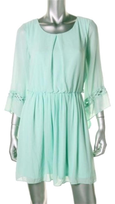 Item - Seafoam 1101g44/Cocktail Knee Length Cocktail Dress Size 8 (M)