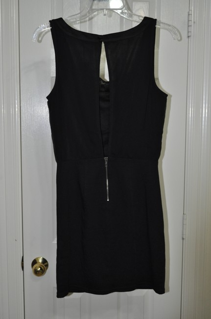 American Eagle Outfitters Lace Trim Sleeveless Dress