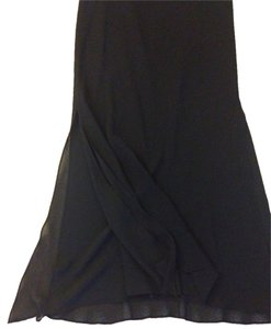 Express Maxi Skirt Black