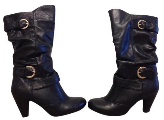 Preload https://item1.tradesy.com/images/white-mountain-black-boots-5061340-0-0.jpg?width=440&height=440