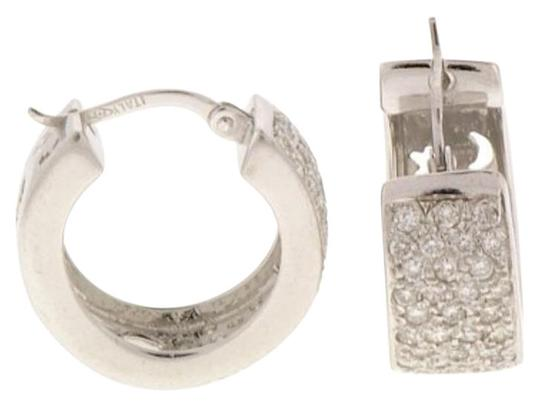 Other 1 Carat 14k White Gold Earrings