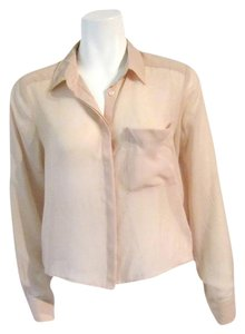H&M Top Beige