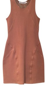 Kain Label short dress Beige on Tradesy