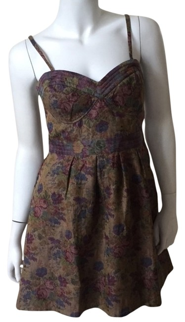 Free People short dress Floral Gifts For Her Flowers on Tradesy