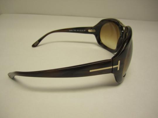 Tom Ford Tom Ford Brown Camilla TF 24-400 Sunglasses