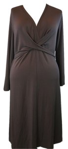 Lafayette 148 New York Visocse Plus-size Plus Dress
