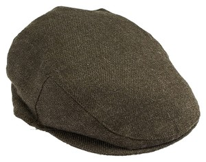 Burberry Burberry Green Wool Beret, Size S (50633)
